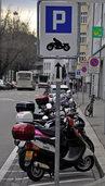 Motorräder sollen in Basel weiter gratis parken