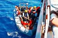 21-jährige Freiburgerin rettet Flüchtlinge im Mittelmeer