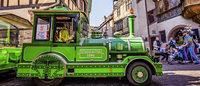 Grün hat Vorfahrt in Colmar