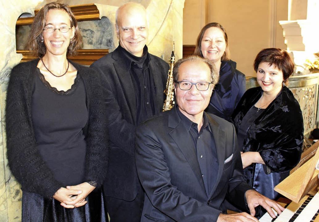 Sie schufen dem Komponisten Felix Arga...(Mezzosopran), Regina Kabis (Sopran).     Foto: Krieger