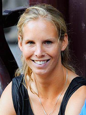 Gestatten: Fanny Rinne. 2004 stand die Mannheimerin nicht nur vor der Kamera des Playboy-Fotografen ...