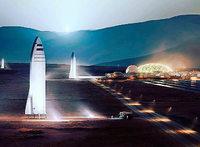 SpaceX-Chef konkretisiert Pläne für Mars-Besiedlung