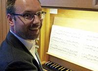 Orgelkonzert in der Kirche in Hänner