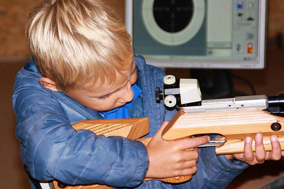 Das Westernfest bei Wehr hat ein Programm für Jung und Alt geboten.