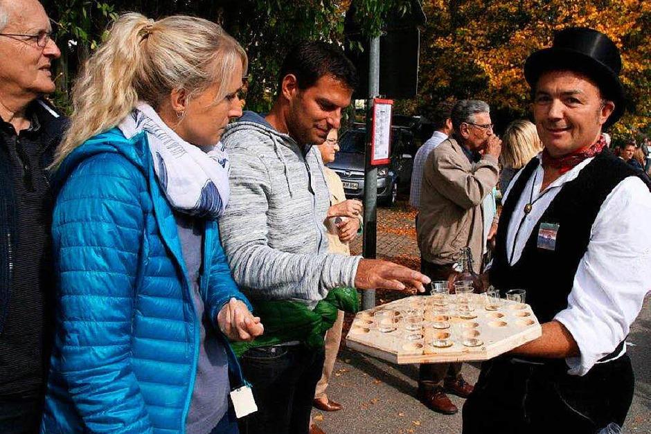 Impressionen vom Erntedankfest in Niederwihl