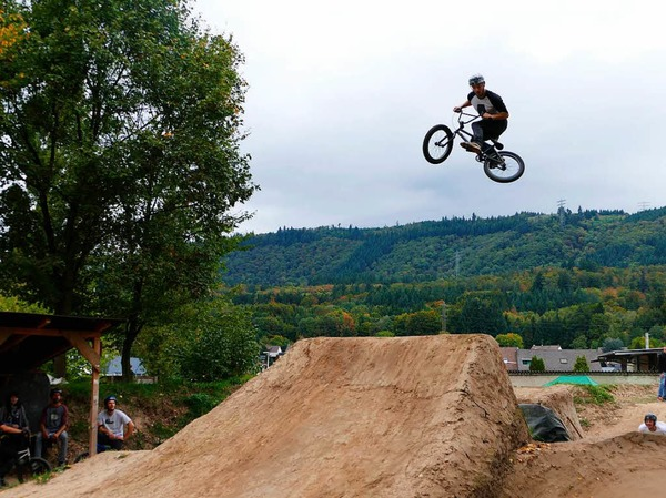 Impressionen vom Trails Jam in Bad Säckingen