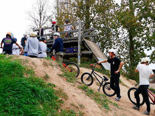 Impressionen vom Trails Jam in Bad Säckingen