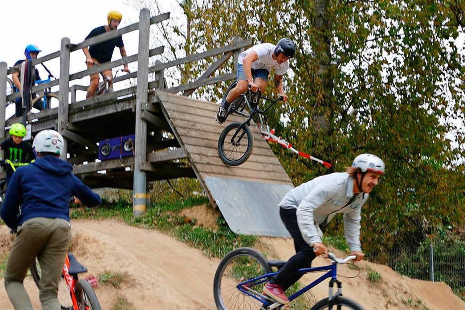 Impressionen vom Trails Jam in Bad Säckingen (Foto: Valeria Perrupato)