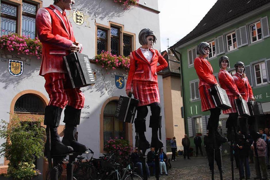 Fabelhaftes Staufen (Foto: Hans Jürgen Kugler)
