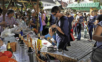 Herbstmarkt in Buggingen