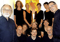 Jadranka Marijan-Berendt und das neu gegründete Ensemble 17 in Müllheim