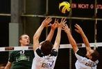 Fotos: Volleyballer von 1844 Freiburg gewinnen Baden-Derby