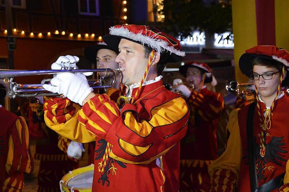 Das Ortenauer Weinfest in Offenburg: beliebt bei Alt und Jung. (Foto: hrö)