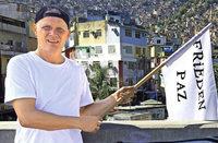 Eine weiße Fahne aus Schwaben für Rio de Janeiro