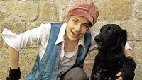 Piraten, ein echter Hund und Findus