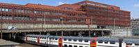 Die Bahnhofsachse in Basel wird weiter umgebaut