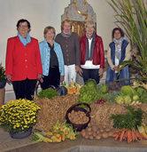 Erntedankfest in Höchenschwand und Hierbach