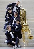 Canadian Brass vor dem Konzert in Lörrach über Hügel, Hingabe und Humor