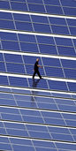 Die Welt setzt heute auf Solarstrom