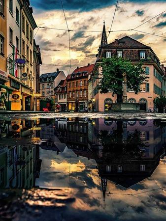 Kategorie Stadt: Oberlindenspiegel (Freiburg)