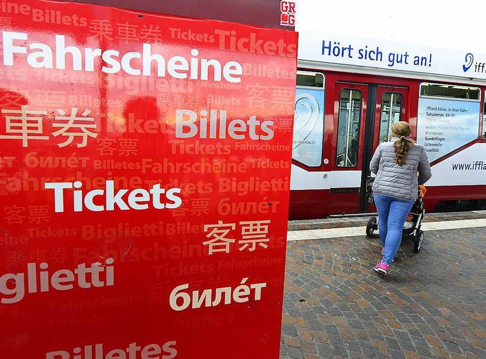 Fahrkarten der VAG werden aller Wahrscheinlichkeit nach teurer werden.  | Foto: Ingo Schneider