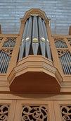 Wo die Königin der Instrumente erschallt