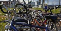 Fahrrad statt Dienstwagen