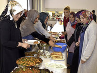 Beim Deutsch-Türkischen Kulturtag blieb die Politik außen vor