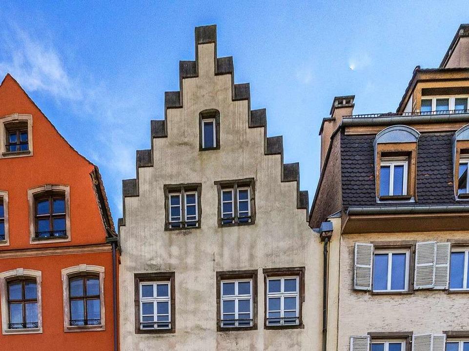 Eine Straßburg-Visite geht ab November...hen Tagen nur noch mit Umweltplakette.  | Foto: teli