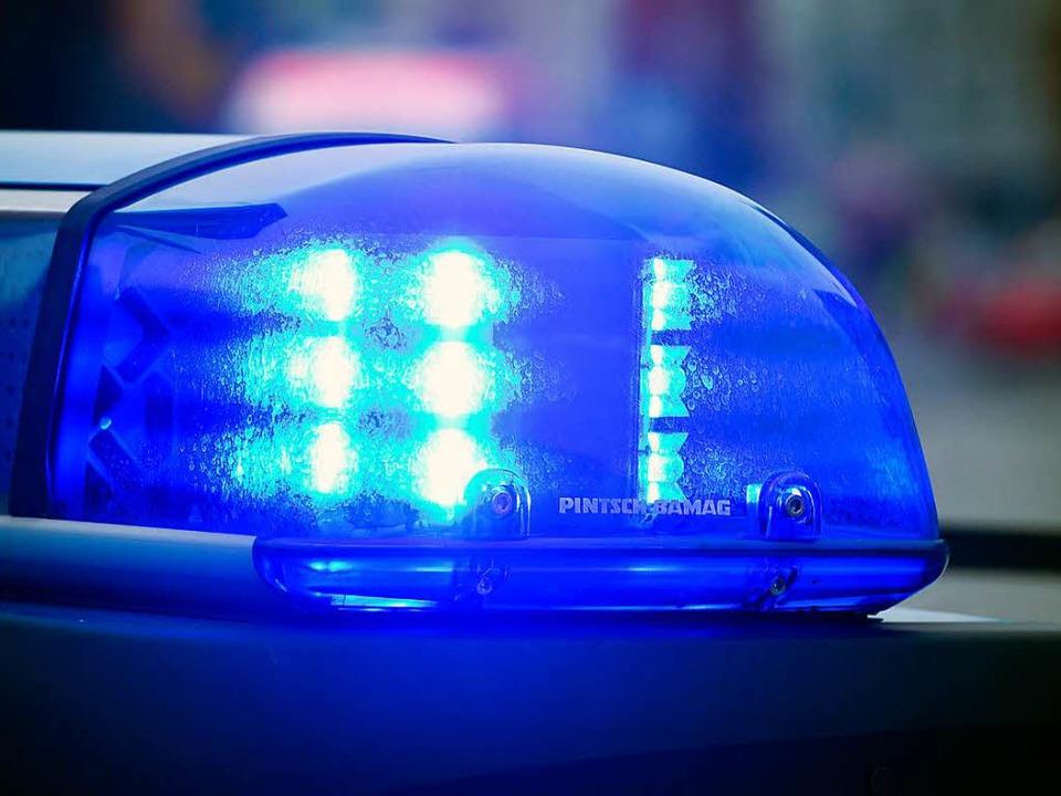 Polizei sucht Zeugen.  | Foto: Patrick Pleul