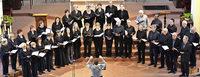 """Vokalensemble """"Le Motet"""", Gemischter Chor Konservatoriums Saint-Louis und Orchester """"Collegium Musicum"""" in Badenweiler"""