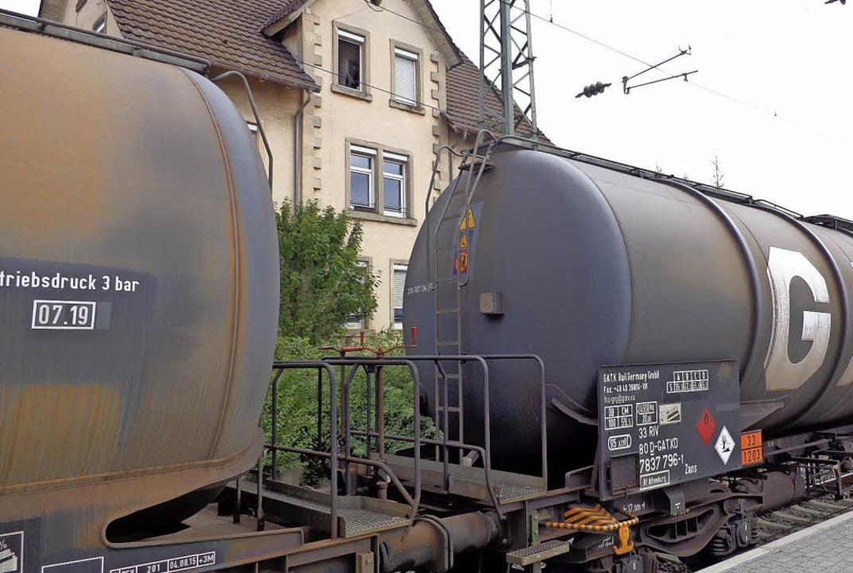 Laut Verkehrsminister ist das Abstelle...on Wohngebieten nicht zu beanstanden.   | Foto: privat