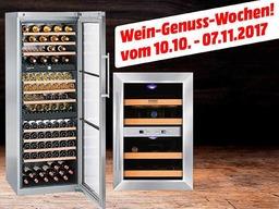 """Elektronik für Genießer - """"Smarte Weinkeller"""" im Media Markt Freiburg"""