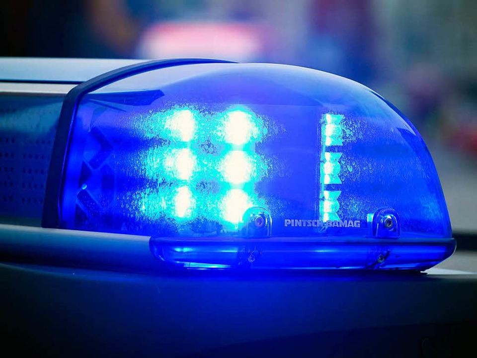 Die Polizei ermittelt nun im Denzlinger Fall.  | Foto: Patrick Pleul