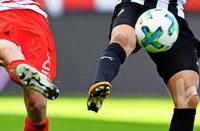 Schwer verletzter Fußballer