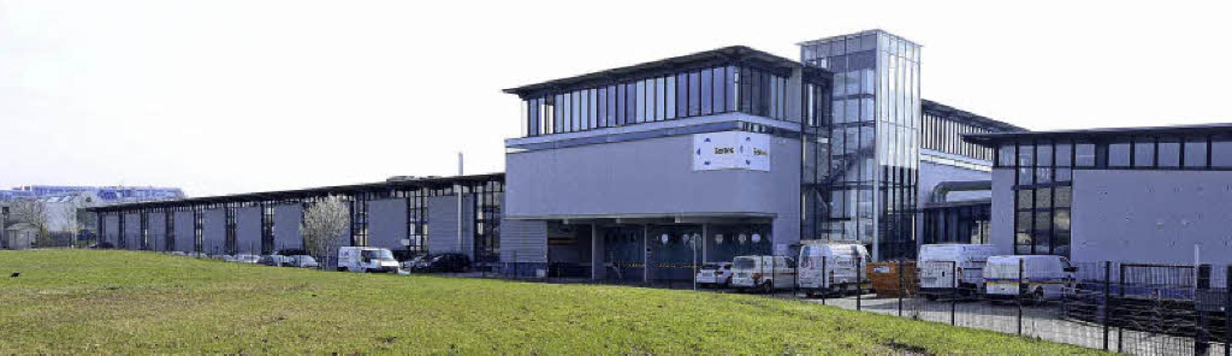 Seit April 2016 betreibt das Bundesamt...t Haid eine Außenstelle für Südbaden.   | Foto: ingo schneider