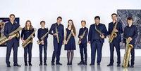 Christoph Kirschke über die Entwicklung seines Saxophonensembles