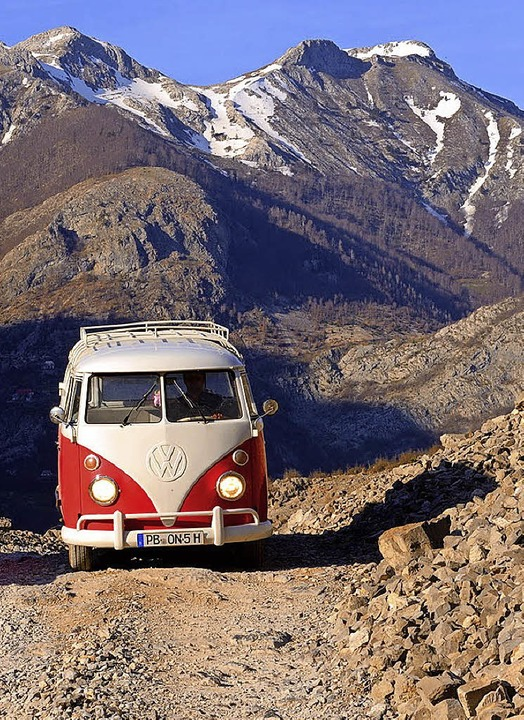 Bulli-Abenteuer  | Foto: Peter Gebhard