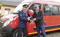 Mehr Platz für Feuerwehrleute und ihre Ausrüstung