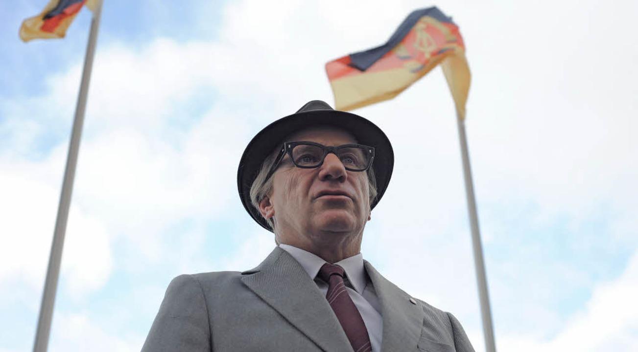 Ein Mann wie Erich: Jörg Schüttauf als...pieler und Imitator von Erich Honecker  | Foto: Bella/dcm