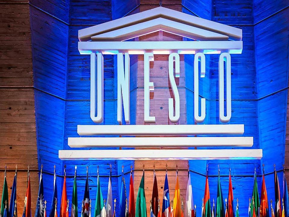 Die USA ziehen sich aus der Unesco zurück.  | Foto: dpa