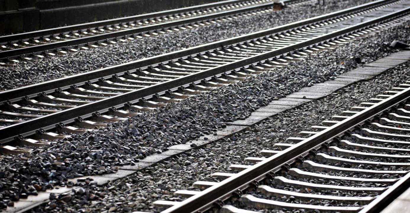 Der geplante Ausbau der Rheintalbahn betrifft    Heitersheim.    | Foto: Friso Gentsch/dpa