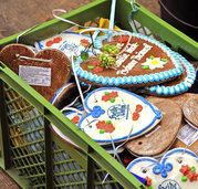 Gaudi, Musik und zünftiges Essen