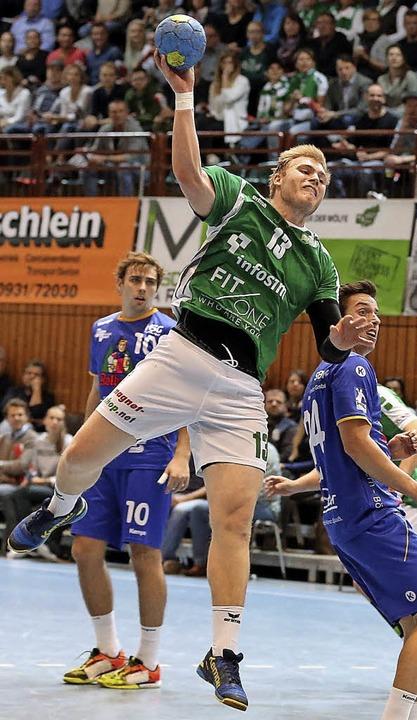 Spielt nun zweite Liga: Patrick Gempp   | Foto: Scheuring/foto2press