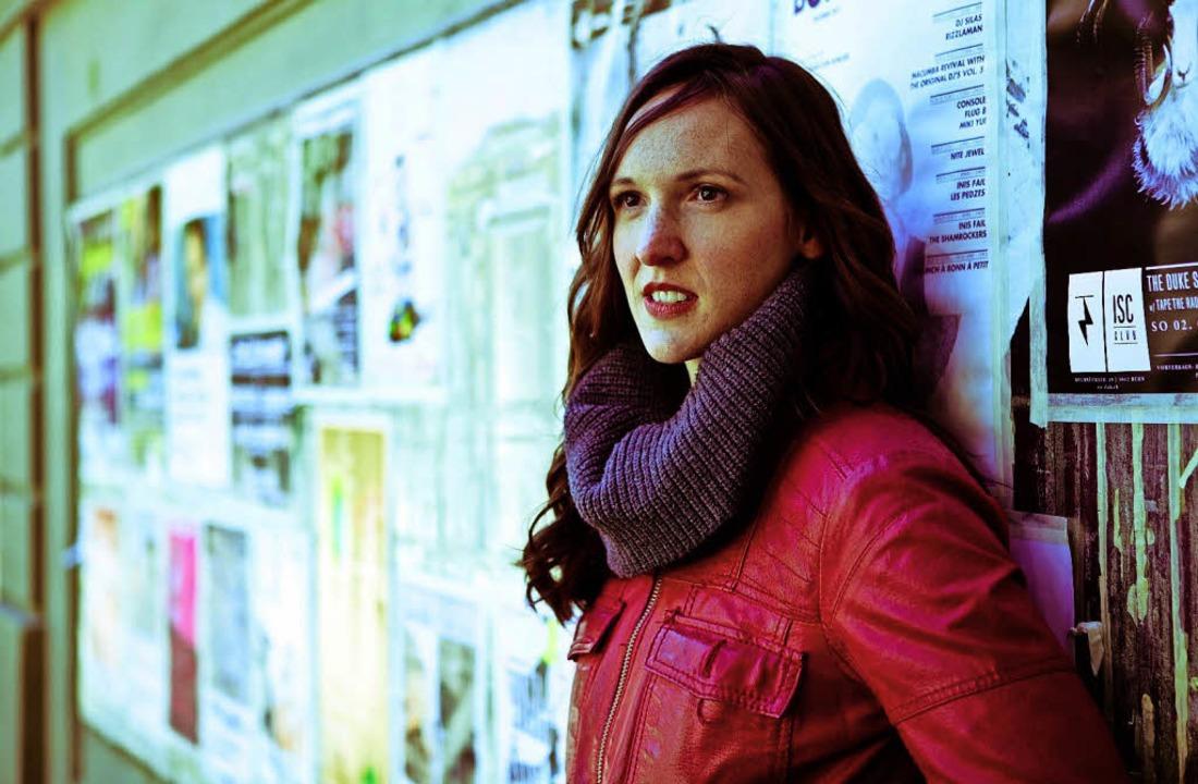 Nicole Matter studierte in Hamburg und...ipen und  Vergnügungsstätten  lieben.     Foto: Privat