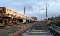 Bahnstrecke noch bis 19. November gesperrt