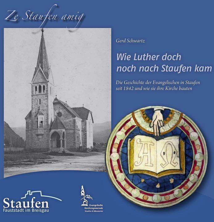 Das Titelbild  des neuen Buchs zur Staufener Religionsgeschichte  | Foto: Stadt