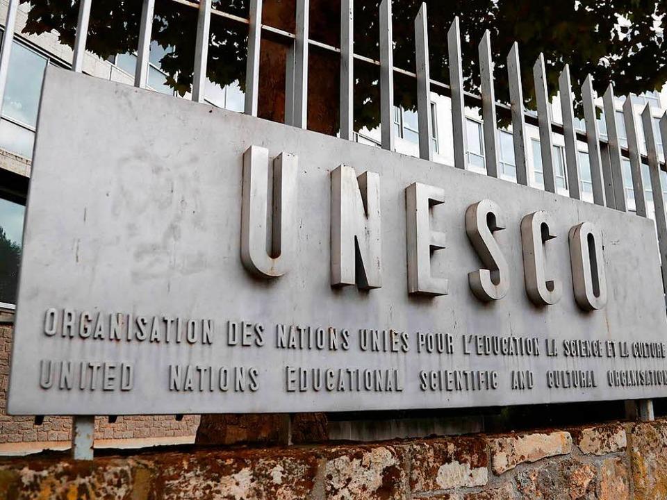 Auch Israel ist aus der Unesco ausgetreten.  | Foto: AFP