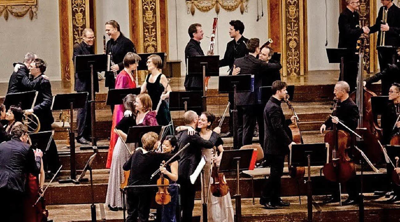 Das Kammerorchester Basel gastierte im November 2016 im Wiener Musikverein.   | Foto: Lukasz Rajchert