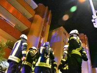 Festnahme nach Kellerbrand in Hochhaus – Kerze war wohl Auslöser